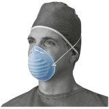 MIINON27381 - Medline Surgical Cone-Style Face Mask
