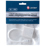 Link Depot DisplayPort/HDMI Cable - LDADTMDHD