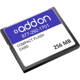 AddOn - Network Upgrades Factory Original 256MB CF Card F/Cisco ASA 550