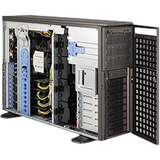 Supermicro SuperWorkstation 7047GR-TRF Barebone System - 4U Tower - In - SYS7047GRTRF