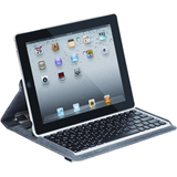 Targus Versavu THZ171US Keyboard/Cover Case for iPad - Bone White - THZ171US