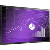 "Viewsonic 55"" (54.6"" Viewable) Commercial Full HD LED Display CDP5537-L"
