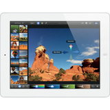 Apple iPad with Wi-Fi + Cellular 16GB White (3rd gen)