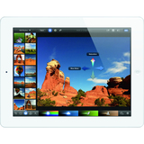 Apple iPad with Wi-Fi + 4G 32GB White (3rd gen)