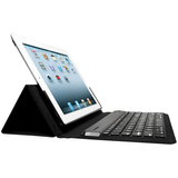 Kensington KeyFolio Keyboard/Cover Case (Folio) for iPad - Black - K39531US