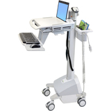 Ergotron StyleView EMR Laptop Cart, LiFe Powered