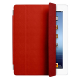 Apple Ipad Smart Cover - Leather Red