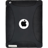 Amzer Silicone Skin Jelly Case - Black For The new iPad