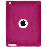 Amzer Silicone Skin Jelly Case - Hot Pink For The new iPad - AMZ93518