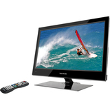 "Viewsonic VT1901LED 19"" 720p LED-LCD TV - 16:9 - HDTV VT1901LED"