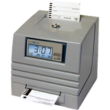 Pyramid 4000 Auto Totaling Time Clock 4000