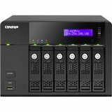 QNAP High-performance 6-bay NAS server for SMBs TS-669 PRO