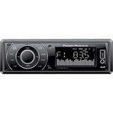 Power Acoustik PL-10A Car Flash Audio Player - 68 W RMS - Single DIN - PL10A
