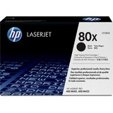 HP 80X (CF280X) High Yield Black Original LaserJet Toner Cartridge CF280X