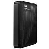 WD My Passport WDBY8L0015BBK 1.50 TB External Hard Drive - Retail - Black WDBY8L0015BBK-NESN