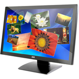 "3M M2467PW 24"" LED LCD Touchscreen Monitor - 16:9 - 16 ms"