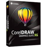 Corel CorelDRAW Graphics Suite v.X6 - Upgrade Package - 1 User