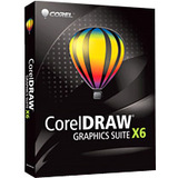 Corel CorelDRAW Graphics Suite v.X6 - Complete Product - 1 User - CDGSX6ENMB