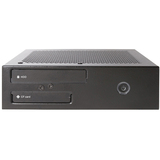 AOpen Digital Engine DE2700 Barebone System - Intel 945GSE Chipset - PBGA437 - 1 x Processor Support - Black 91.ADE01.F210