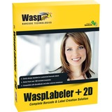 Wasp WaspLabeler +2D - Complete Product - 1 User 633808105266