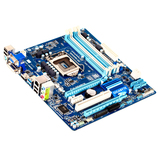 Gigabyte Ultra Durable 4 Classic GA-H77M-D3H Desktop Motherboard - Int - GAH77MD3H