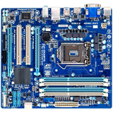 Gigabyte Ultra Durable 4 Classic GA-B75M-D3H Desktop Motherboard - Int - GAB75MD3H