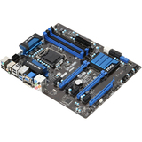 MSI Z77A-G45 Desktop Motherboard - Intel Z77 Express Chipset - Socket - Z77AG45