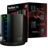 Vantec NexStar HX4 NST-640SU3-BK Drive Enclosure External - Black NST-640SU3-BK