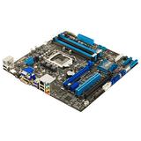 Asus P8H77-M/CSM Desktop Motherboard - Intel H77 Express Chipset - Socket H2 LGA-1155