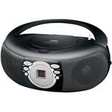 Coby MPCD285 Radio/CD Player BoomBox MPCD285
