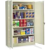 Tennsco Putty Jumbo Storage Cabinet