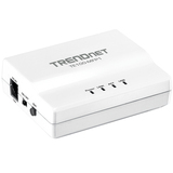 TRENDnet 1-Port Multi-Function USB Print Server - TE100MFP1