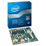 Intel Media DQ77MK Desktop Motherboard - Intel Q77 Express Chipset - Socket H2 LGA-1155 - 10 x Bulk Pack BLKDQ77MK