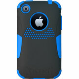 Trident Aegis Case for Apple iPhone 3G/3GS (Blue)