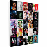 Adobe Creative Suite v.6.0 (CS6) Master Collection - Media Only - 1 User 65167742