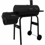 Char-Broil American Gourmet Offset Smoker - 300 Series Model 12201570