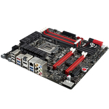 ROG MAXIMUS V GENE Desktop Motherboard - Intel Z77 Express Chipset - S - MAXIMUSVGENE