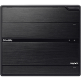 Shuttle XPC SX79R5 Barebone System Mini PC - Intel X79 Express Chipset - Socket R LGA-2011 - 1 x Processor Support - Black SX79R5