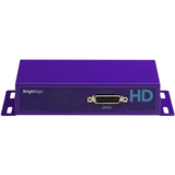 BrightSign HD120 Basic Interactive Model - Full HD Video, Multi-Zone, GPIO Interactive HD120