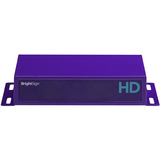 BrightSign HD220 Networked Looping Model - Affordable, Full HD, Live Media Feeds HD220