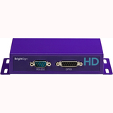 BrightSign HD1020: Networked Interactive Model - Advanced Interactivity, Live Media Feeds HD1020