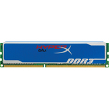 Kingston 8GB 1600MHz DDR3 Non-ECC CL10 DIMM HyperX Blu KHX1600C10D3B1/8G