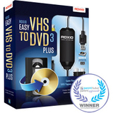 Corel Easy VHS to DVD v.3.0 Plus - Complete Product - 1 User - 251000