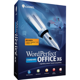 Corel WordPerfect Office v.X6 Standard Edition - Complete Product - 1 User