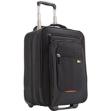 Case Logic ZLRS-217 Carrying Case (Roller) for 17&quot; Notebook - Black - ZLRS217BLACK