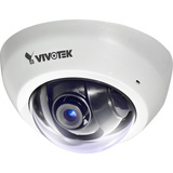 Vivotek FD8136 Surveillance/Network Camera - Color - Fixed Mount - FD8136F2W