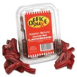 Office Snax Soft and Chewy Gourmet Red Licorice - 00044