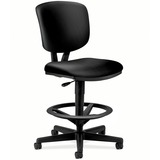 HON Volt Leather Task Stool 5705SB11T