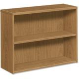 HON 10500 Series 2-Shelf Bookcase