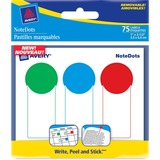 Avery NoteDots Color Coded Label 45295